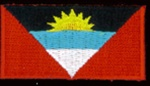 Antigua Country Flag