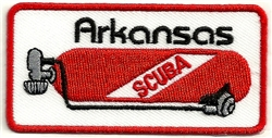 ARKANSAS TANK PATCH