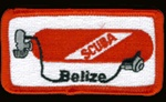 BELIZE Tank Patch