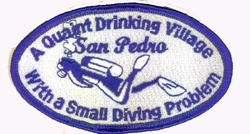 Belize San Pedro Patch - Quaint Drinking Village