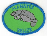 Belize Manatee Patch