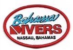 Bahama Divers Patch