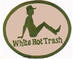 White Hot Trash -Camo Colors