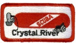 Florida Crystal River Tank Patch