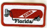 Florida Scuba Tank Patch