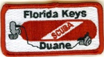 Florida Duane Tank Patch