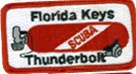 Florida Thunderbolt Tank Patch