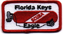 Florida Eagle Tank Patch