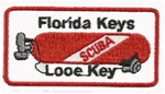 Florida LOOE KEY Tank Patch