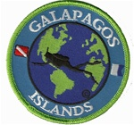 Galapagos Dive The World Patch
