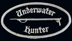 Underwater Hunter Patch