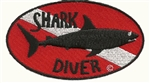 SHARK DIVER PATCH