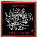 Lion Fish Eradicator Patch