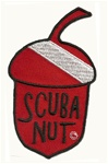 Scuba Nut (Shapped like an Acorn)