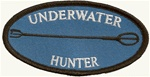 Underwater Hunter Patch - HI Sling