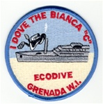 Grenada - The Bianca C. Eco Dive