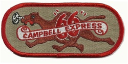 CAMPBELL EXPRESS 66 PATCH