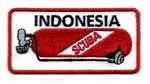 INDONESIA TANK PATCH