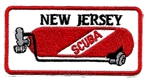 NEW JERSEY TANK PATCH