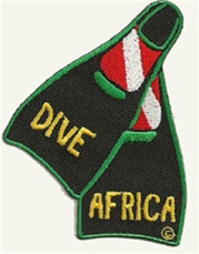 Africa Flns Patch