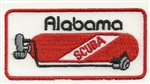 ALABAMA TANK PATCH