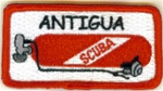 Antigua Tank Patch