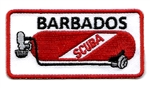 BARBADOS TANK PATCH