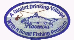 Belize Placencia Fishing Patch