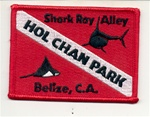 Belize Hol Chan Park Patch