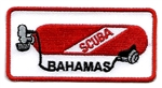 Bahamas Tank Patch