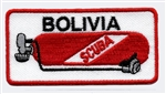 BOLIVIA TANK PATCH