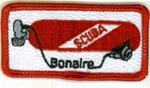 Bonaire Tank Patch