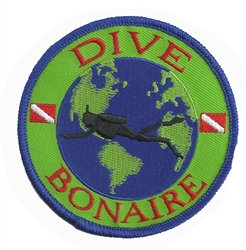Bonaire Dive The World Patch