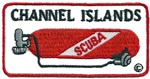 CA CHANNEL ISLAND ISLAND TANK PATCH
