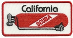 CALIFORNIA  TANK PATCH