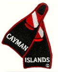 Cayman Islands Fln Patch