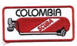 COLOMBIA TANK PATCH