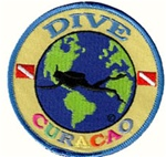Curacao Dive The World Patch