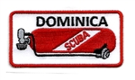 DOMINICA TANK PATCH
