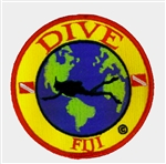 Fiji Dive The World Patch