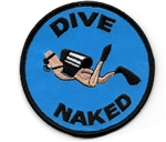 DIVE NAKED PATCH