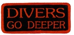Divers Go Deeper Patch