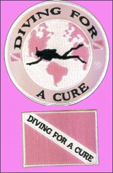 DIVING FOR A CURE.