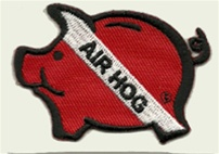 Air Hog Patch -  Wholesale - 20 patches