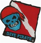 DIVE PIRATE -T