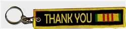 VIETNAM  THANK YOU KEY RINGS-  WHOLESALE PRICE - 40 KEYRINGS