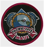 Hawaii Pacific Dive Patch