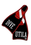 DIVE UTILA FIN PATCH