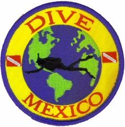 Mexico - Dive The World patch