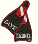 Mexico Cozumel Fln Patch - Wholesale Prices - 20 patches